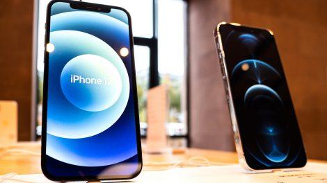 5G-ready iPhones