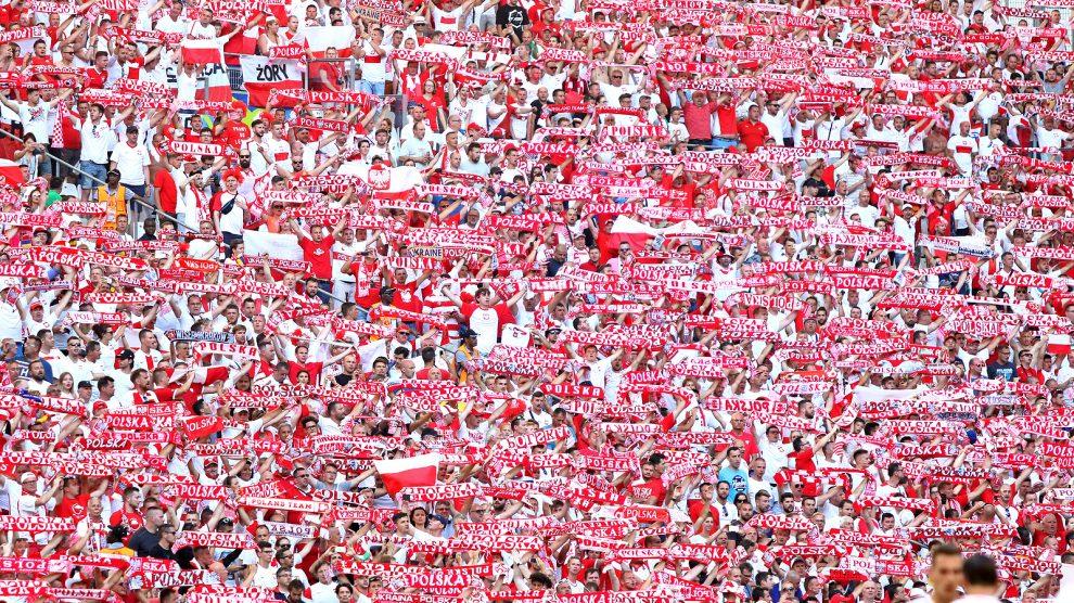 poland football fans