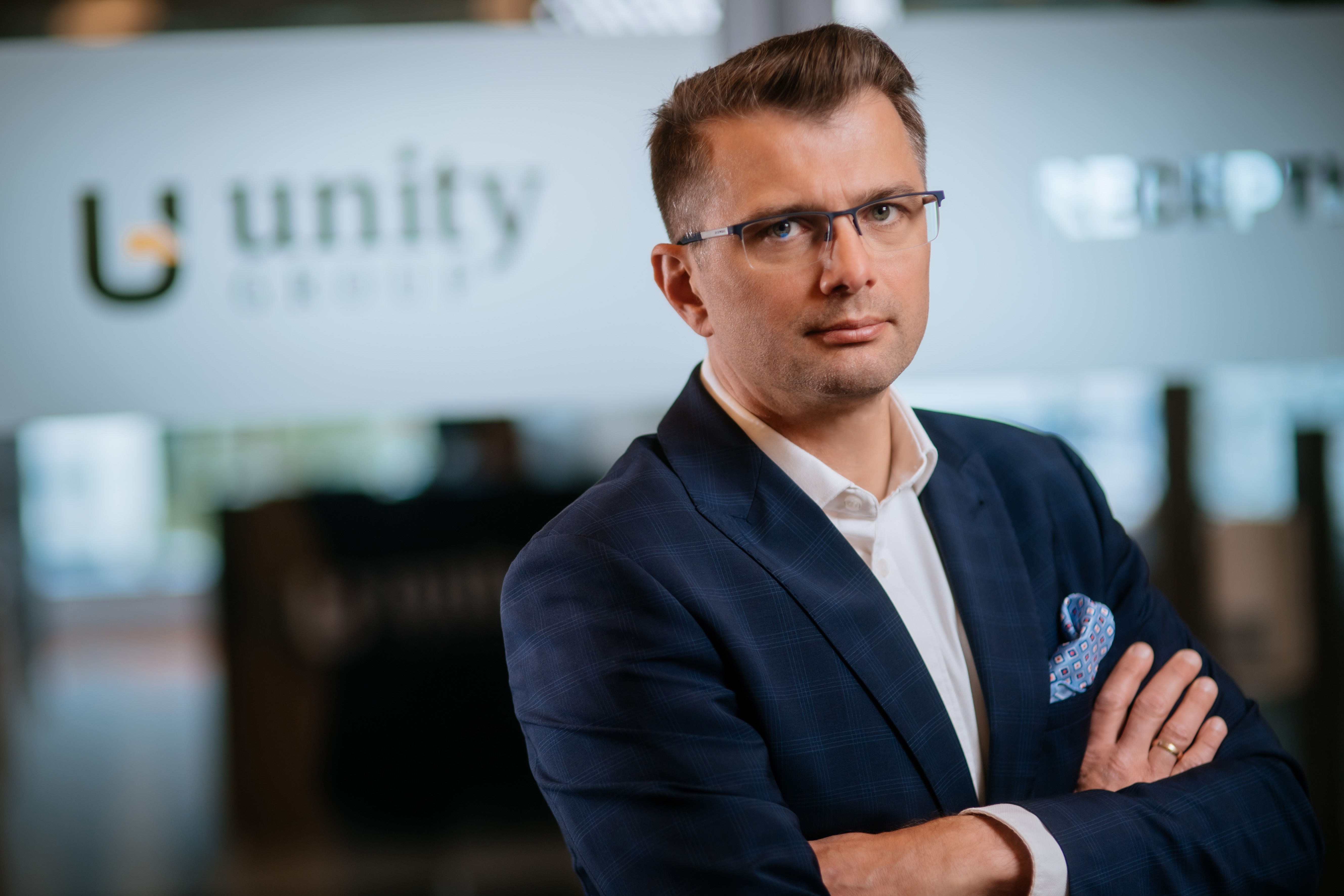 Piotr Wrzalik, Unity Group