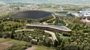 The new Rimac campus