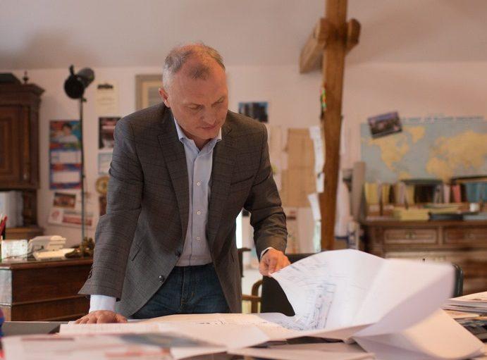 Bartosz Świderek, CEO of Pol-inowex