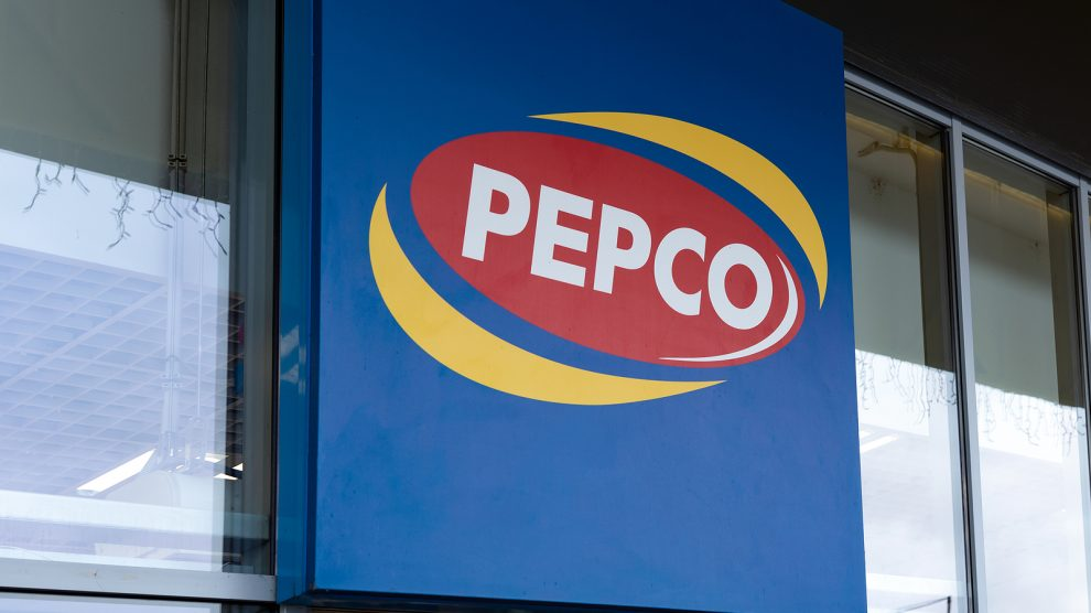 A Pepco store in Slovakia