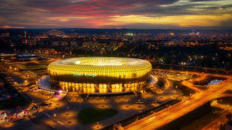 Arena Gdansk, Poland