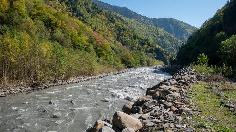 Rioni Valley, Georgia