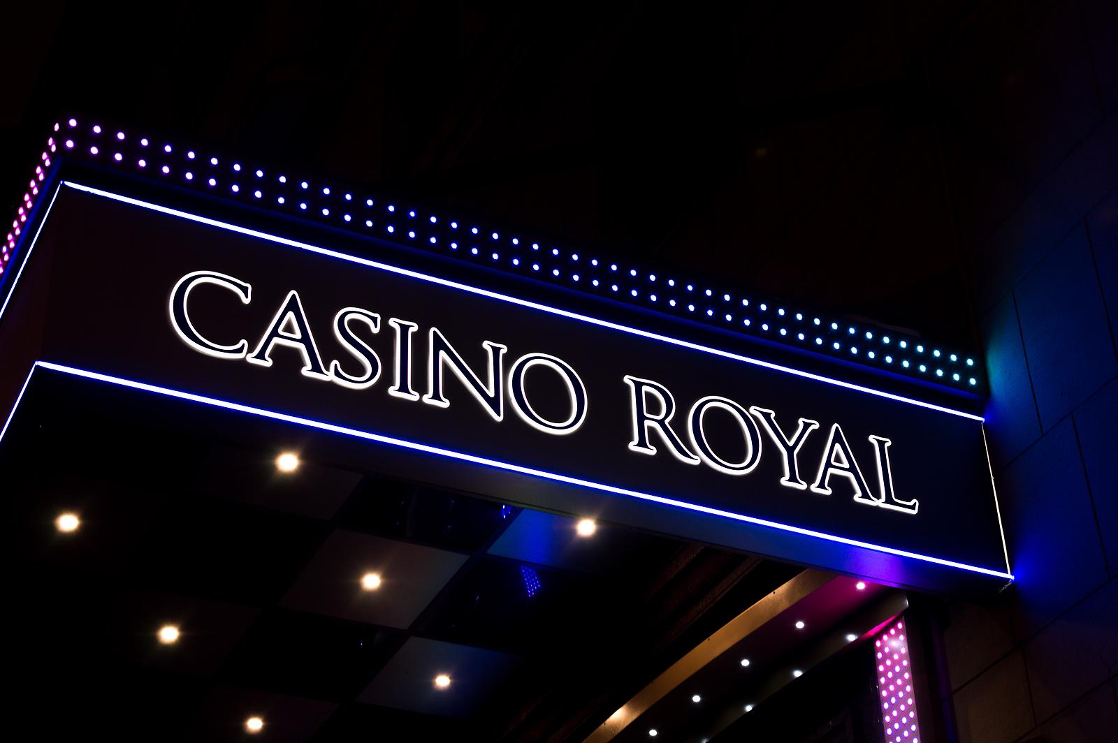 The Casino Royal, Minsk