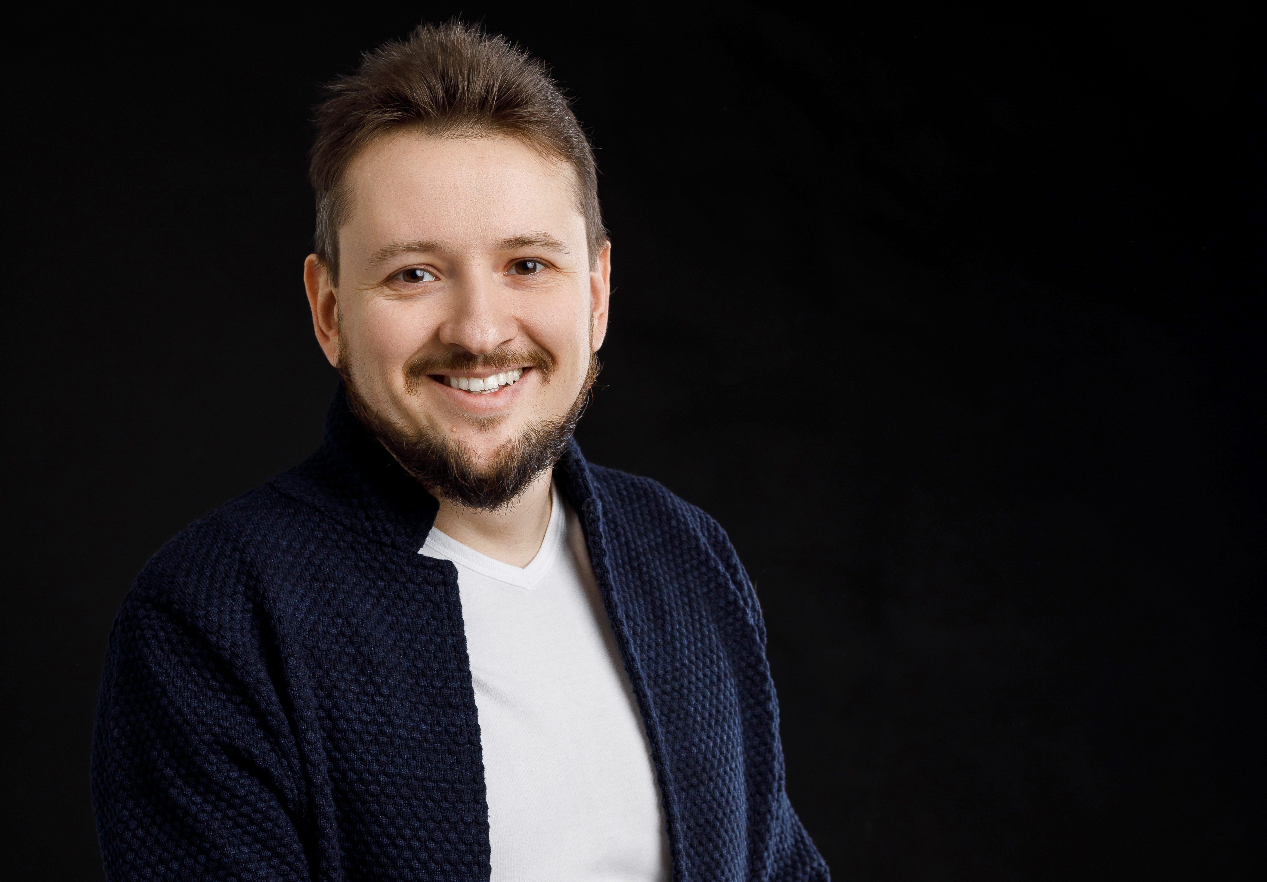 Senla founder and CEO, Igor Danilov