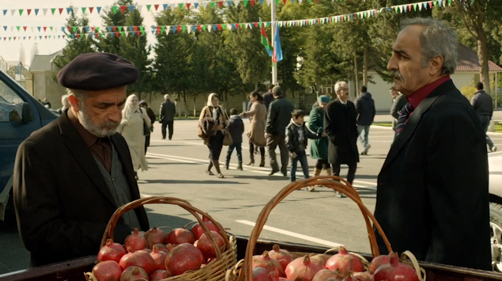 A screen capture from Pomegranate Orchard