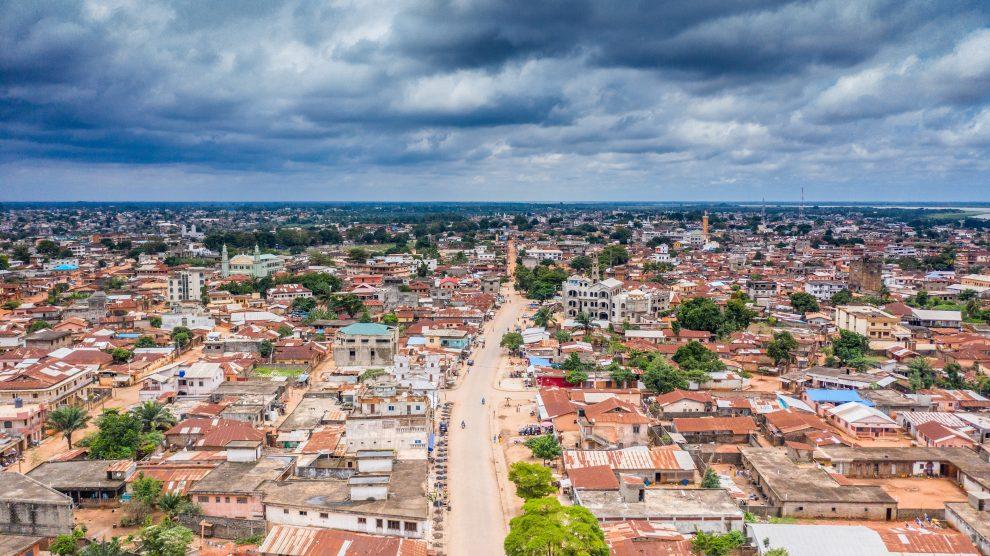 Porto Novo, capital of Benin