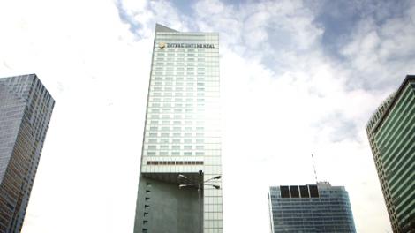 buildings in Warsaw